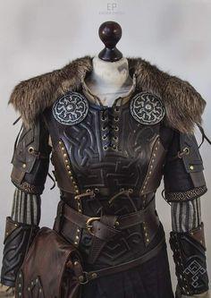 Armor Clothing, Medieval Clothing, Medieval Costume, Medieval Armor, Character Costumes, Character Outfits, Costume Armour, Female Armor, Armadura Medieval