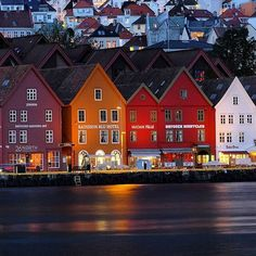 Bergen, Norway by @edorf.neo