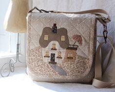 "Bag ""Sweet house"" www.livemaster.ru/lanamos"