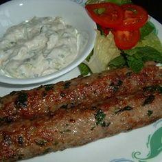 Indian Style Sheekh Kabab