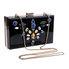 $24.55 (Buy here: https://alitems.com/g/1e8d114494ebda23ff8b16525dc3e8/?i=5&ulp=https%3A%2F%2Fwww.aliexpress.com%2Fitem%2FAcrylic-clutch-purse-evening-bags-flap-design-beaded-women-evening-bag-with-chain-shoulder-bag-for%2F32435104707.html ) HOT Acrylic clutch purse evening bags beaded women evening bag shoulder bag for wedding for just $24.55