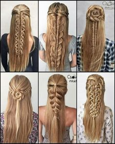 Clinker Truffles   Recipe   hair   Pinterest   Rope braid  French     Find this Pin and more on                                  by Juli