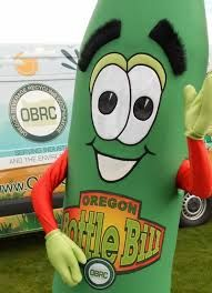 "The Oregon Beverage Recycling Cooperative's ""Bottle Bill."" Oregon was the first state in the nation to place a nickel deposit on cans and bottles."