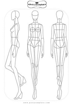 Fashion Templates Fashion App Pret -à- Template (Available on the Apple Store) www.pretatemplate.com: