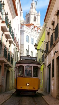 """The best things to do in Lisbon in one day. - If you only have one day in Lisbon, Portugal with a """"must do"""" list a mile long. Never fear.   If you are a little savvy, it is easier than you think to pack a lot of the cities best sites into a great one day Lisbon itinerary."""