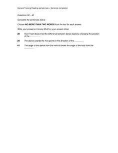 ielts academic reading test samples pdf