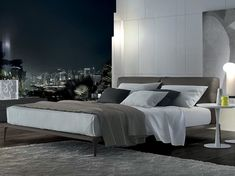 Elegant Park Bed By Italian Poliform Will Make Your Night Sleep Or Midday Nap A  Perfect Experience. Available At MOOD Showroom, Warsaw. Design Ideas