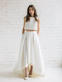 20 Beautiful Bridal Separates from Etsy