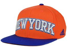 New York Knicks adidas NBA 2015-2016 Courtside Cap