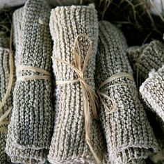 knitted bundles
