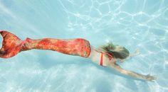 Fin Fun Mermaid Tail in Caribbean Sunset Affordable and Swimmable Fin Fun Mermaid Tails, Mermaid Fin, Caribbean, Diy Projects, Sunset, Outdoor Decor, Mermaids, Girls, Ebay