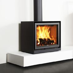 Images Of Rooms With Modern Wood Stoves Contemporary Stove By Stuv