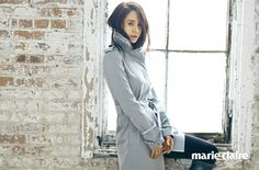 Song Ji Hyo - Marie Claire Magazine March Issue '15