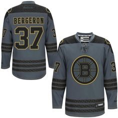 Patrice Bergeron Cross Check jersey