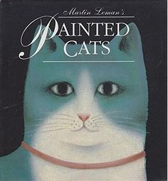 Martin Leman's Painted Cats