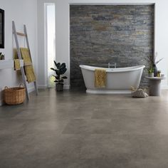 Karndean LooseLay also comes in a tile format. Explore our new stylish stone tiles in Karndean LooseLay...