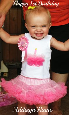 Send us your little miss adorable pictures!