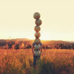 Worldly Balance by Joel Robison