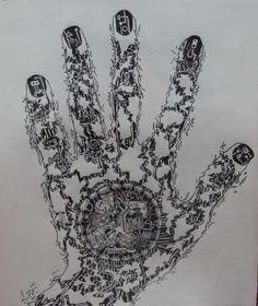 Robotic. Hand.
