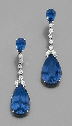 Sapphires & Diamonds