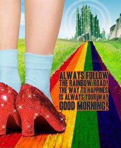 Wizard of Oz, Rainbow