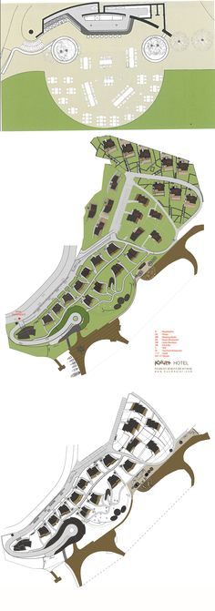 KUUM Hotel & Residences architectural projects, please visit our page to view project details and photos. Plans Architecture, Concept Architecture, Landscape Architecture, Architecture Design, Residence Architecture, Landscape Drawing Easy, Creative Landscape, Landscape Design Plans, Landscaping With Rocks