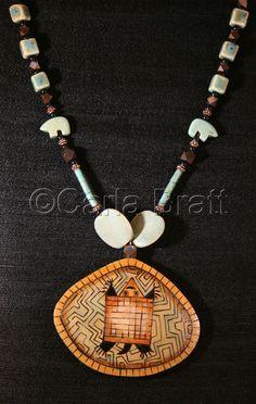 carla marie bratt gourd necklace - Google Search