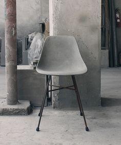 hauteville concrete seating, henri boget & julie legros for lyon béton
