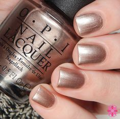 OPI Holiday 2015 Starlight Collection Swatches & Review | Press * For Silver
