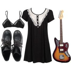 Courtney Love outfit