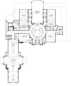Caserta House Plan   Daylight Basement Floor   House Plan   Second Floor  Plan