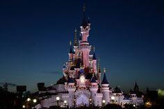 Sleeping Beauty Castle Disney resort Paris [Explored] | Flickr