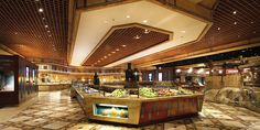 Buffet von Luxor Las Vegas  http://www.fabulous-vegas.de/hotels/luxor-las-vegas  #vegas #luxor