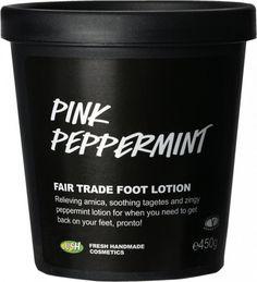 Pink Peppermint (fotkrem): VIL PRØVE!