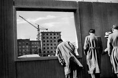 """Fot. Wiktor Pental, """"Miasto idealne"""", 1950-1960 (źródło: materiał prasowy)"""