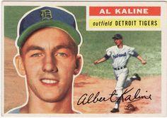 1956 Al Kaline