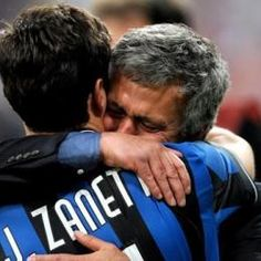 Rumors are buzzing in Italy about the possible departure of Javier Zanetti from Inter to Chelsea. The possible time  is at the June Transfer window. I think I'm going to be sick.