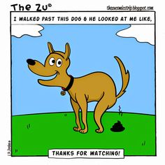The Zu Number 29  thezucomicstrip.blogspot.com
