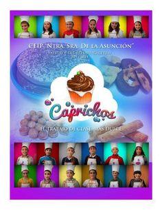 Calaméo - CAPRICHOS - El trabajo de clase más dulce (4º de Primaria)