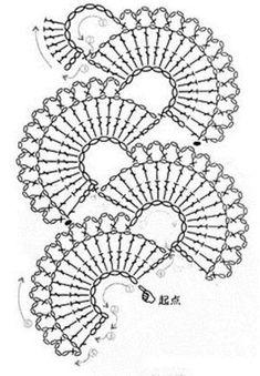 Crochet pattern by Lensia