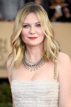 SAG Awards 2017: The 10 Best Beauty Looks On The Red Carpet Photos | W Magazine
