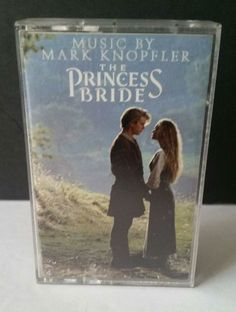 The Princess Bride Movie Soundtrack Cassette Tape Mark Knopfler  #FilmScoreSoundtrack