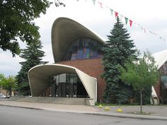 Montréal (église Notre-Dame-de-Pompéi), Québec, Canada (45.576413, -73.638432)