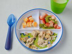 Ideas de comida para niños de 1 a 3 años