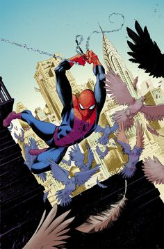 COMICS: Spidey, Inhumans & Captain America Collide In AMAZING SPIDER-MAN SPECIAL #1