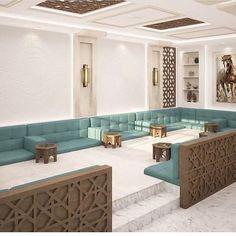 Bathroom cabinet models - Home Fashion Trend Home Room Design, Interior Design Living Room, Living Room Designs, Living Room Decor, House Design, Moroccan Home Decor, Moroccan Interiors, Arabian Decor, Floor Seating