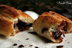 Today's after school snack… the chocolate -stuffed- baguette. It may not sound all that special,chocolate, butter, bread but let me assure you,it is the BEST THING EVER just ask my two very happy children:) A store bought baguette would have been just fine,but I decided to give baguette making another try. I really enjoy making …