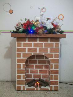 Christmas Decorations, Christmas Tree, Diy Fireplace, Tis The Season, Seasons, Holiday, Inspiration, Home Decor, Christmas Projects