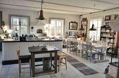 Kitchen love via Lundagård