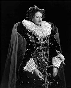 Hiroshi Sugimoto ~ photograph of wax figure of Queen Elizabeth